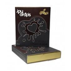Возбуждающий шоколад для мужчин JoyDrops - 24 гр.