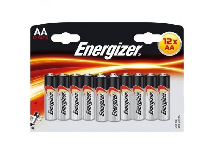 Батарейки Energizer POWER AA/LR6 1.5V - 12 шт.